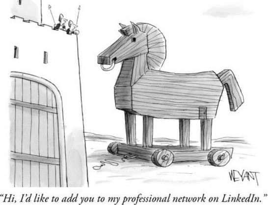 automazioni linkedin