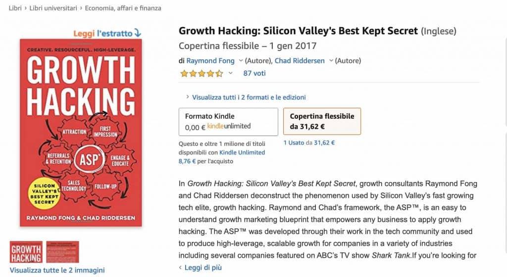 Growth Hacking Libro