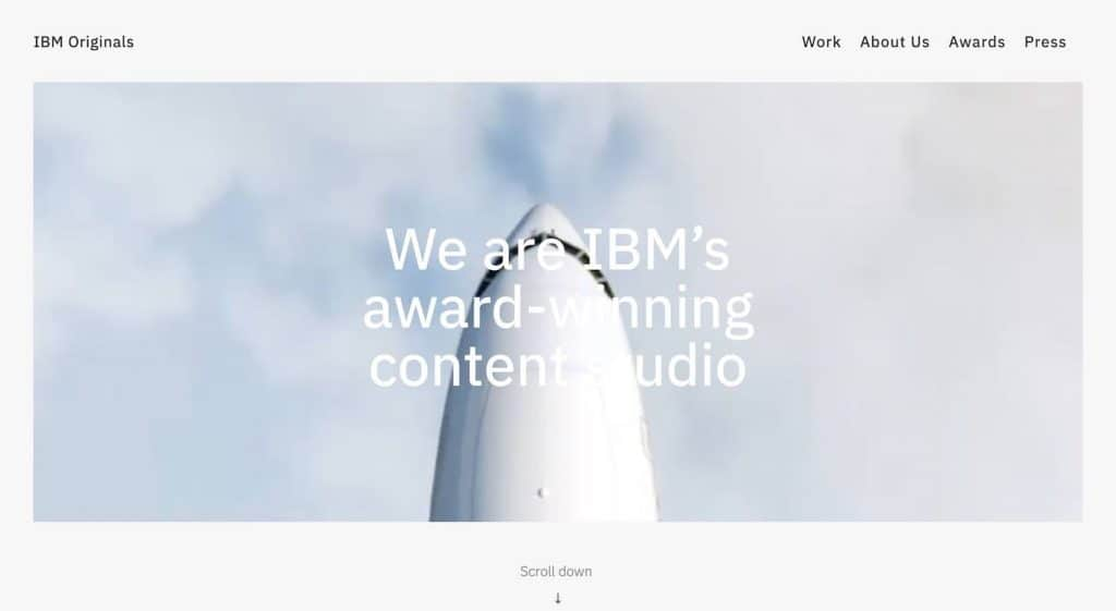 IBM b2b strategy