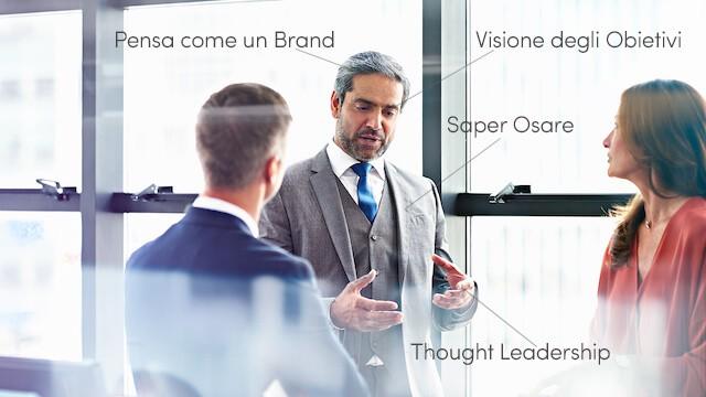 Caratteristiche e attività Personal branding per il manager Stefano Pisoni