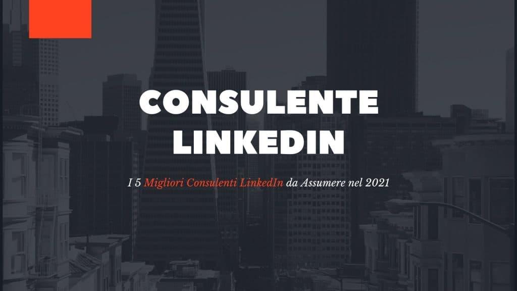 consulente linkedin