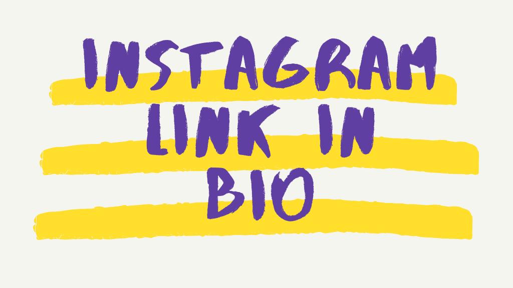 link in bio